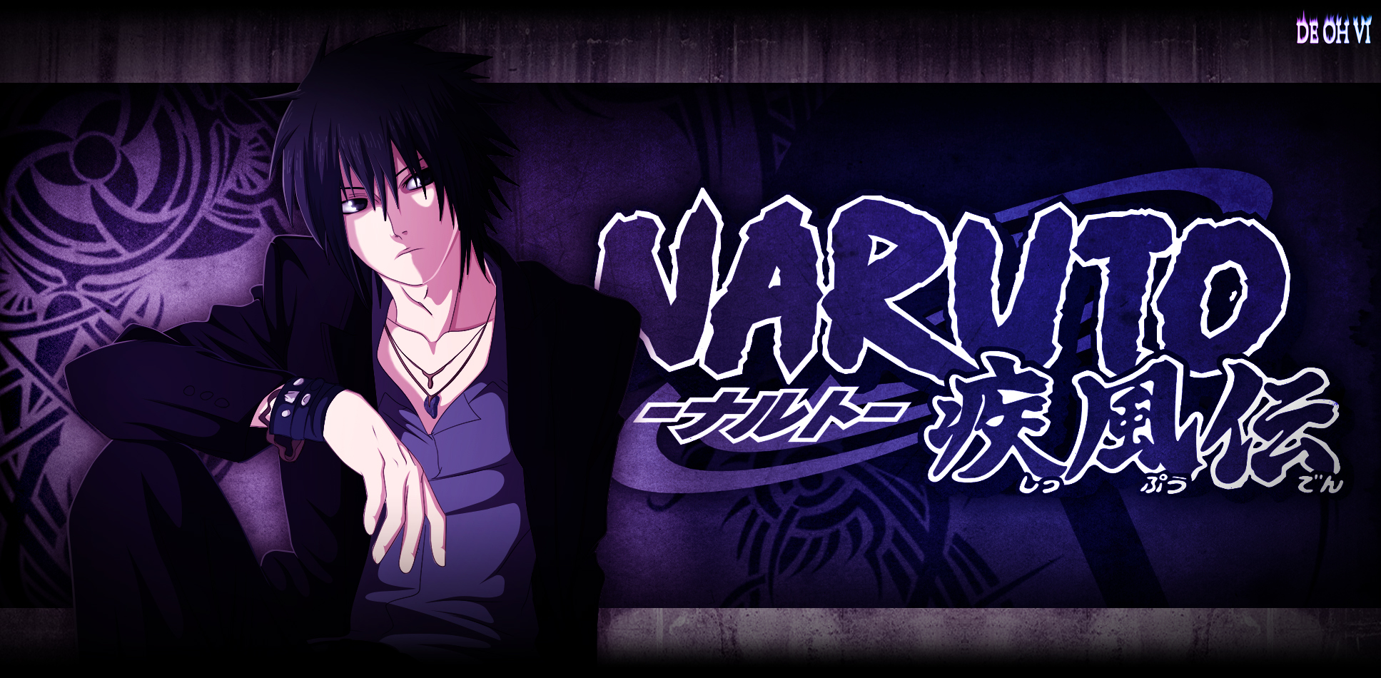Sasuke Wallpaper Background HD