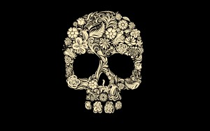 Skull Wallpaper Computer Background
