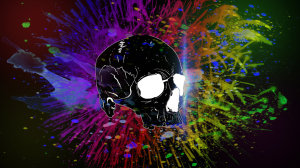 Skull Wallpaper HD Desktop PC