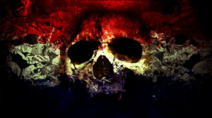 Skull Wallpaper Scream HD
