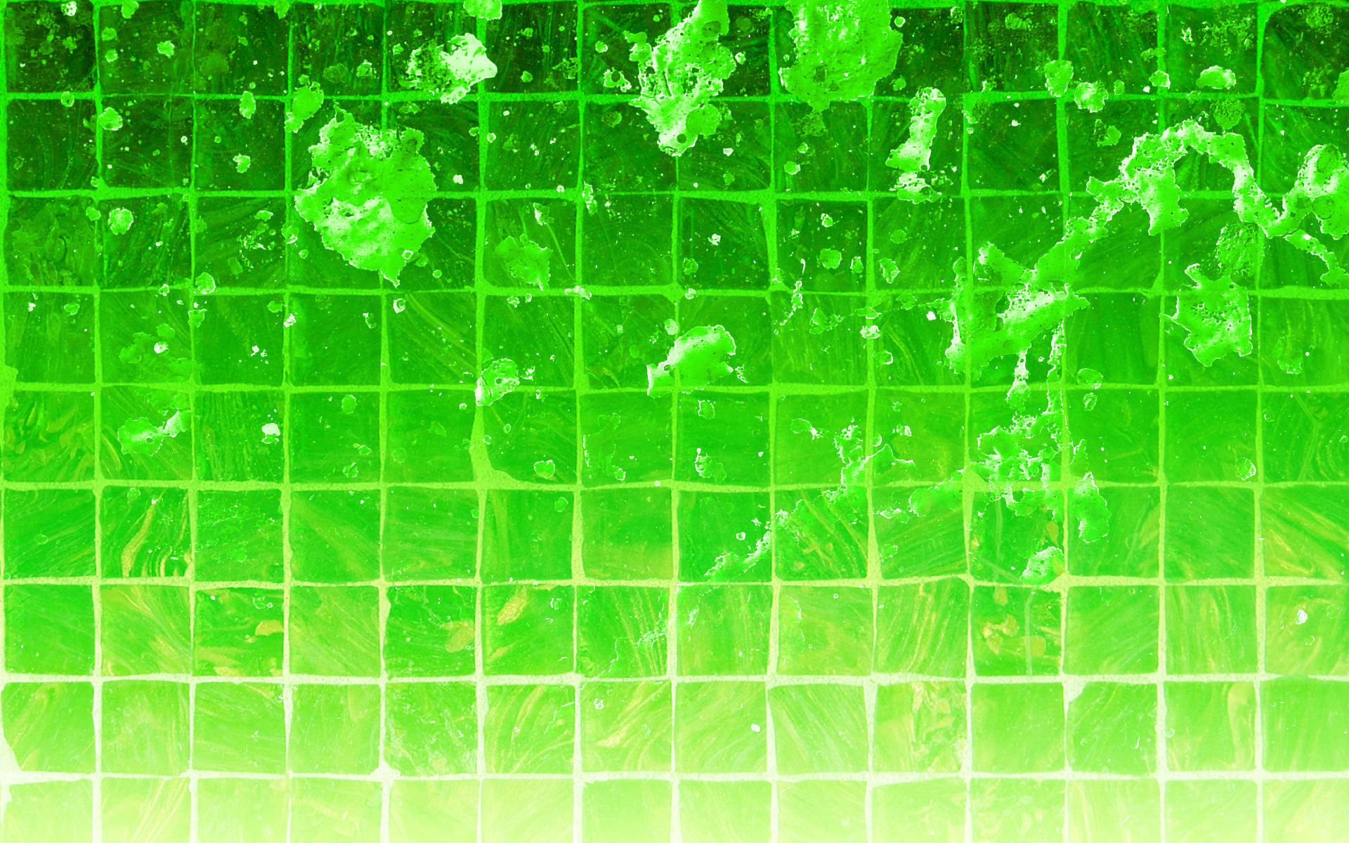 Splatter Green Wallpaper 1920×1200