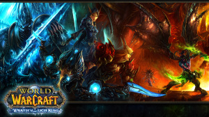 Sun Wolk Warcraft Wallpaper