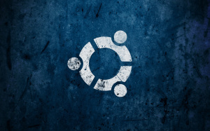 Ubuntu Blue Background HD