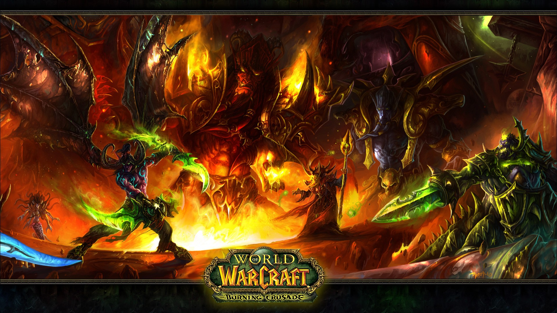 Warcraft Wallpaper Mobile