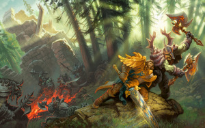World Of Warcraft Wallpaper Android