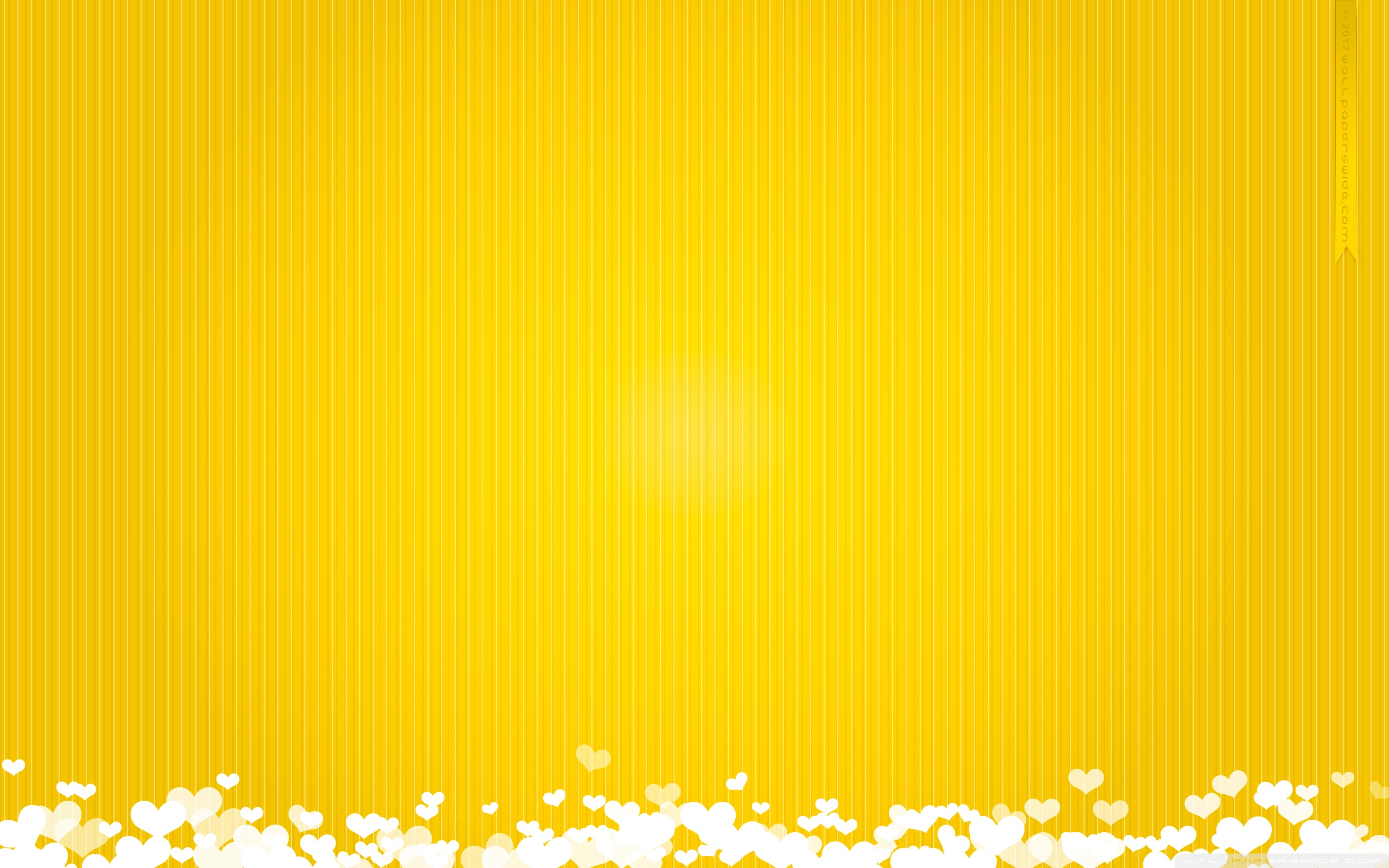 Yellow Wallpapers High Resolution
