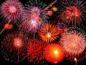 Amazing Fireworks New Years Wallpapers