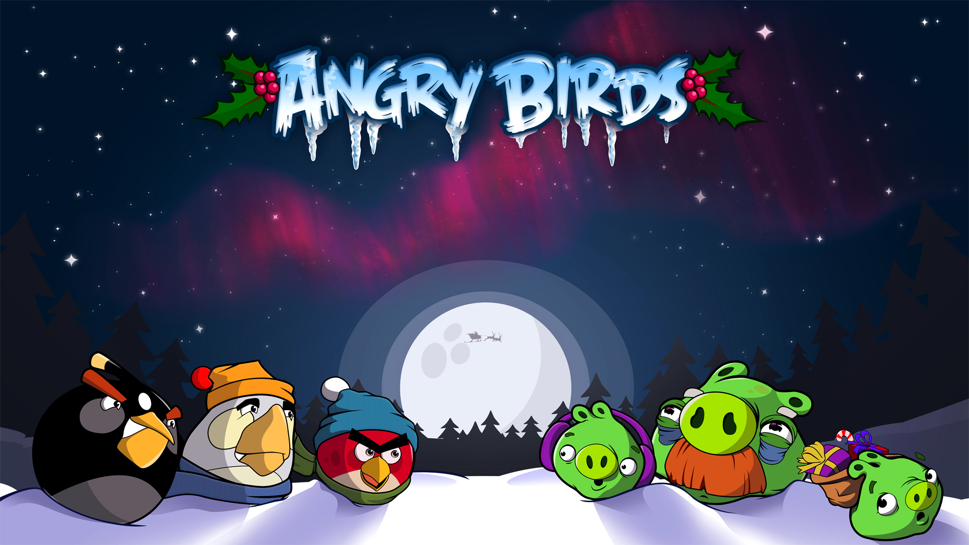 Angry Bird Wallpaper Android Phone