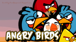 Angry Bird Wallpaper Cartoons