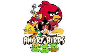 Angry Bird Wallpaper Cute