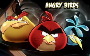 Angry Bird Wallpaper Desktop