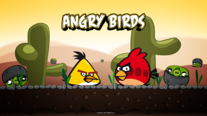 Angry Bird Wallpaper Free