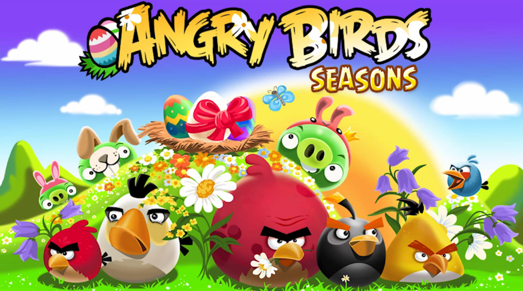Angry Bird Wallpaper HD Free Download