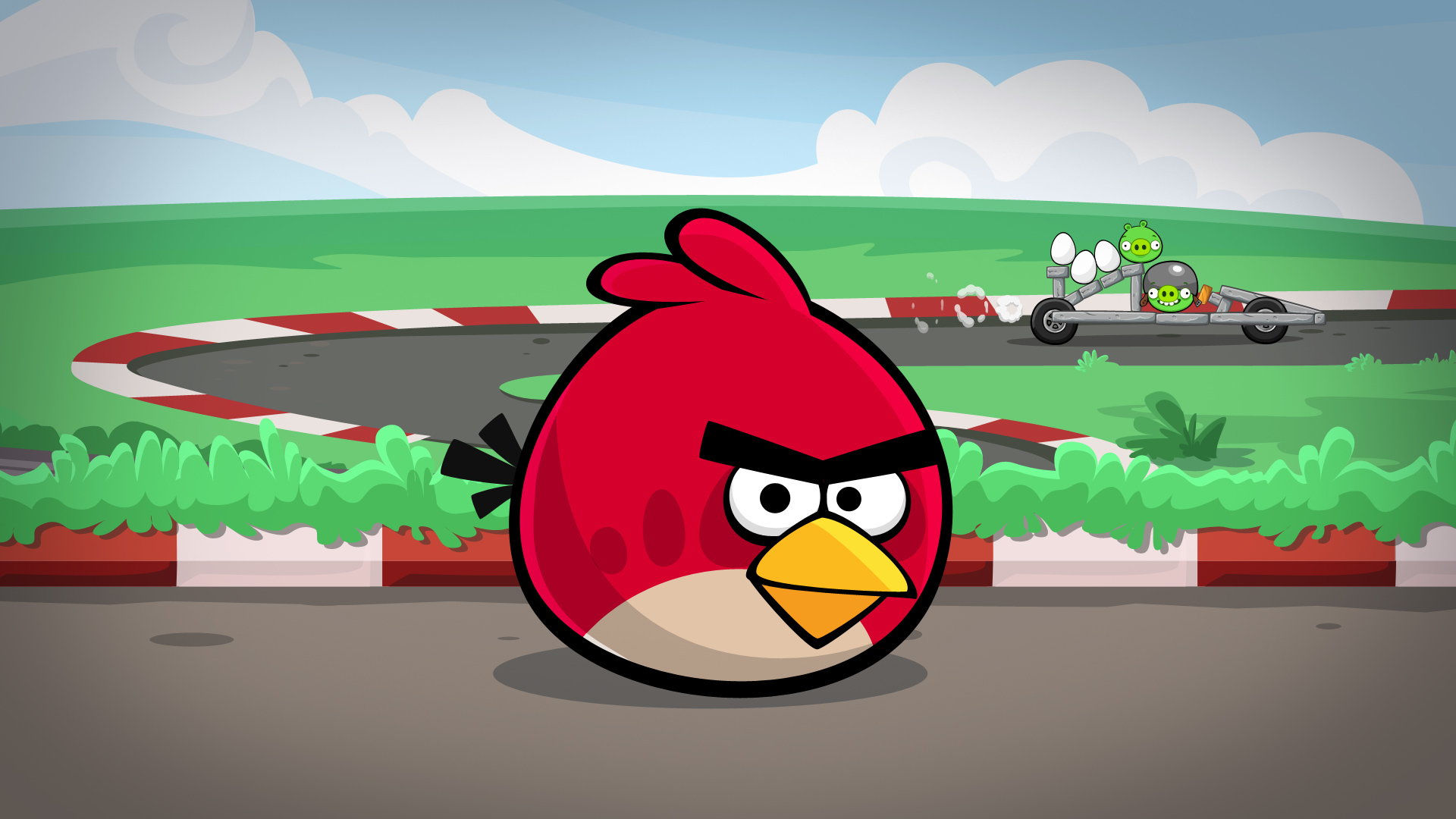 Angry Bird Wallpaper High Def
