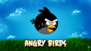 Angry Bird Wallpaper Screensaver