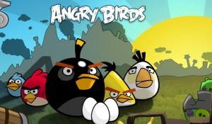 Angry Bird Wallpaper Widescreen