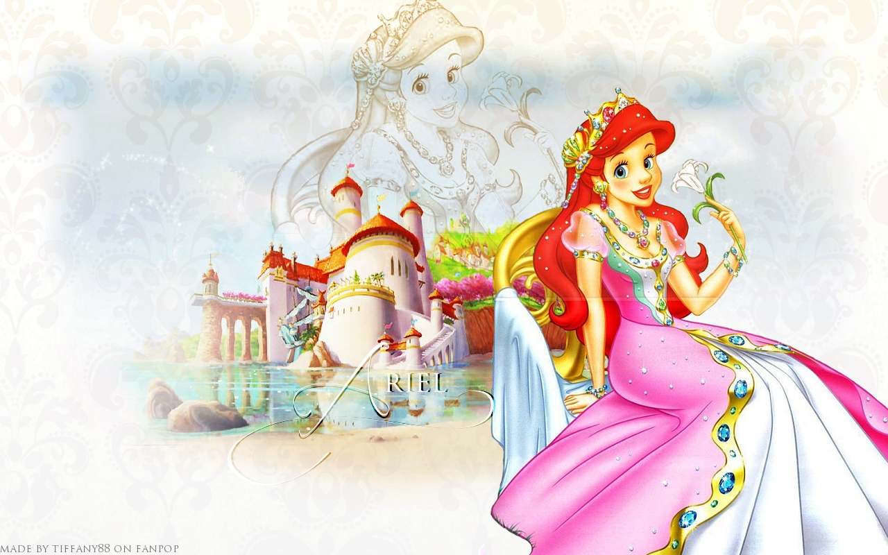 Ariel Disney Wallpaper