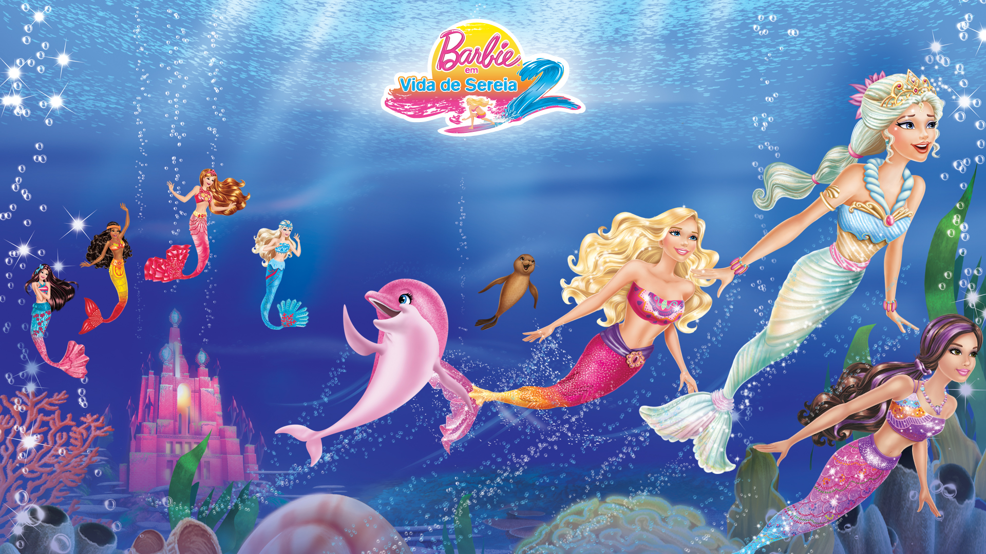 Barbie Wallpaper 1920×1080