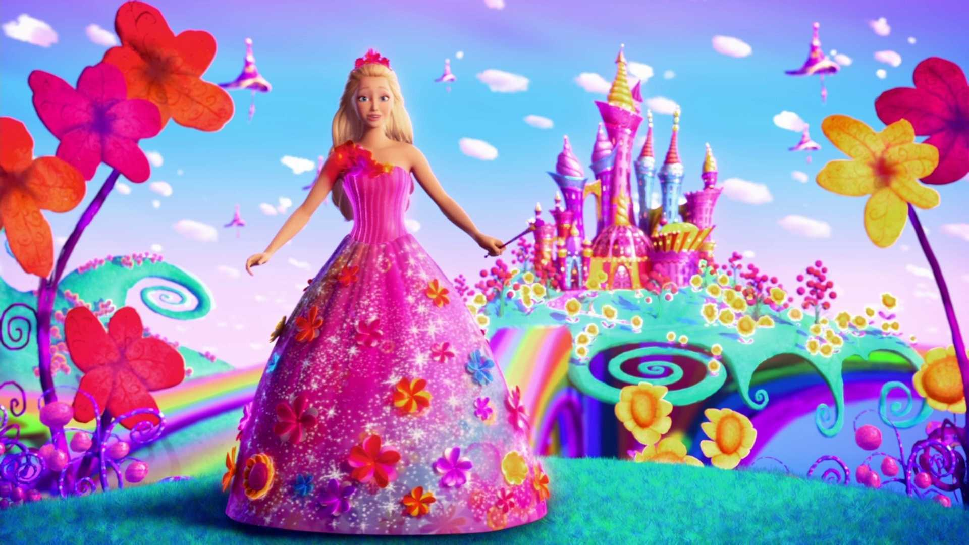 Barbie Wallpaper High Definition