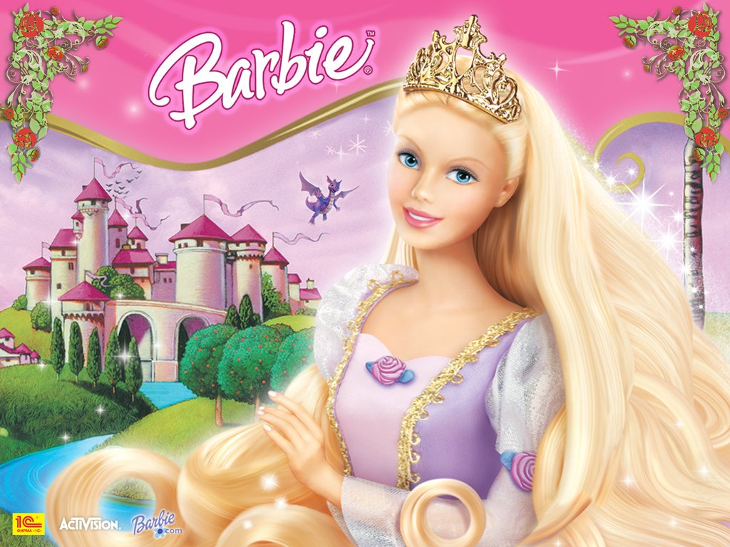Barbie Wallpaper High Quality HD