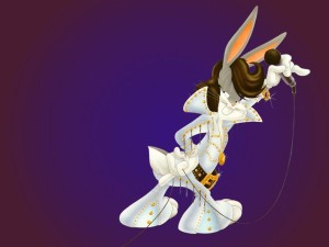 Bugs Bunny Wallpaper Dance Sing