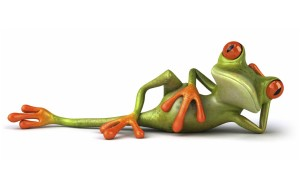 Cartoons Frog Wallpaper HD