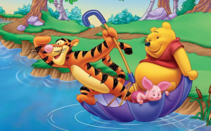Cartoons Winnie The Pooh Wallpaper Windows