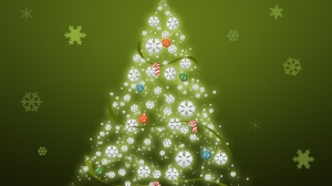 Christmas Tree Wallpaper Computer HD