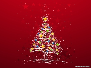 Christmas Tree Wallpaper High Resolution 2014