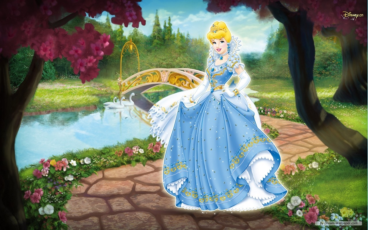 Cinderella Wallpaper Anime HD