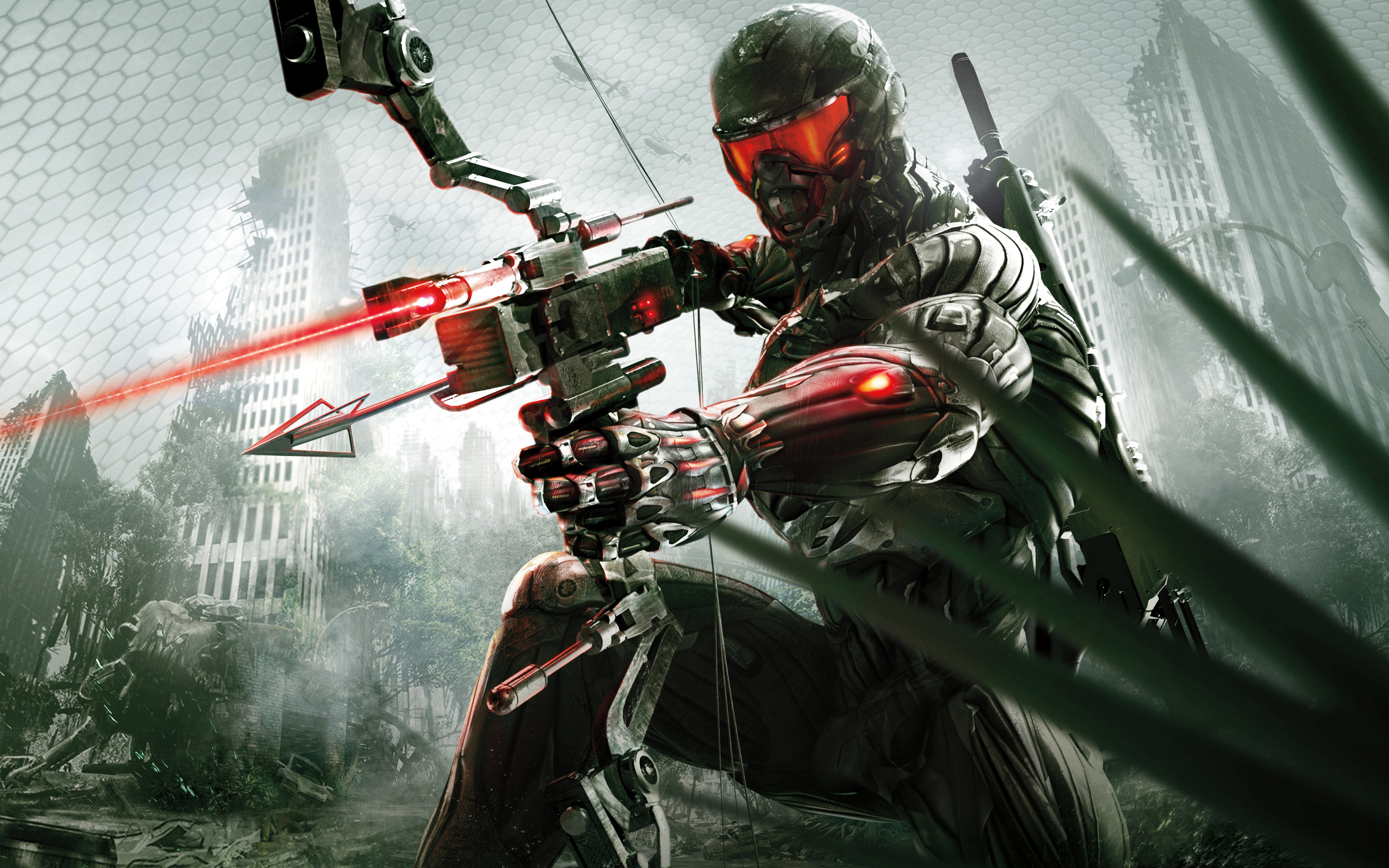 Crysis 3 Wallpaper Iphone