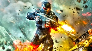 Crysis 3 Wallpaper Windows Seven