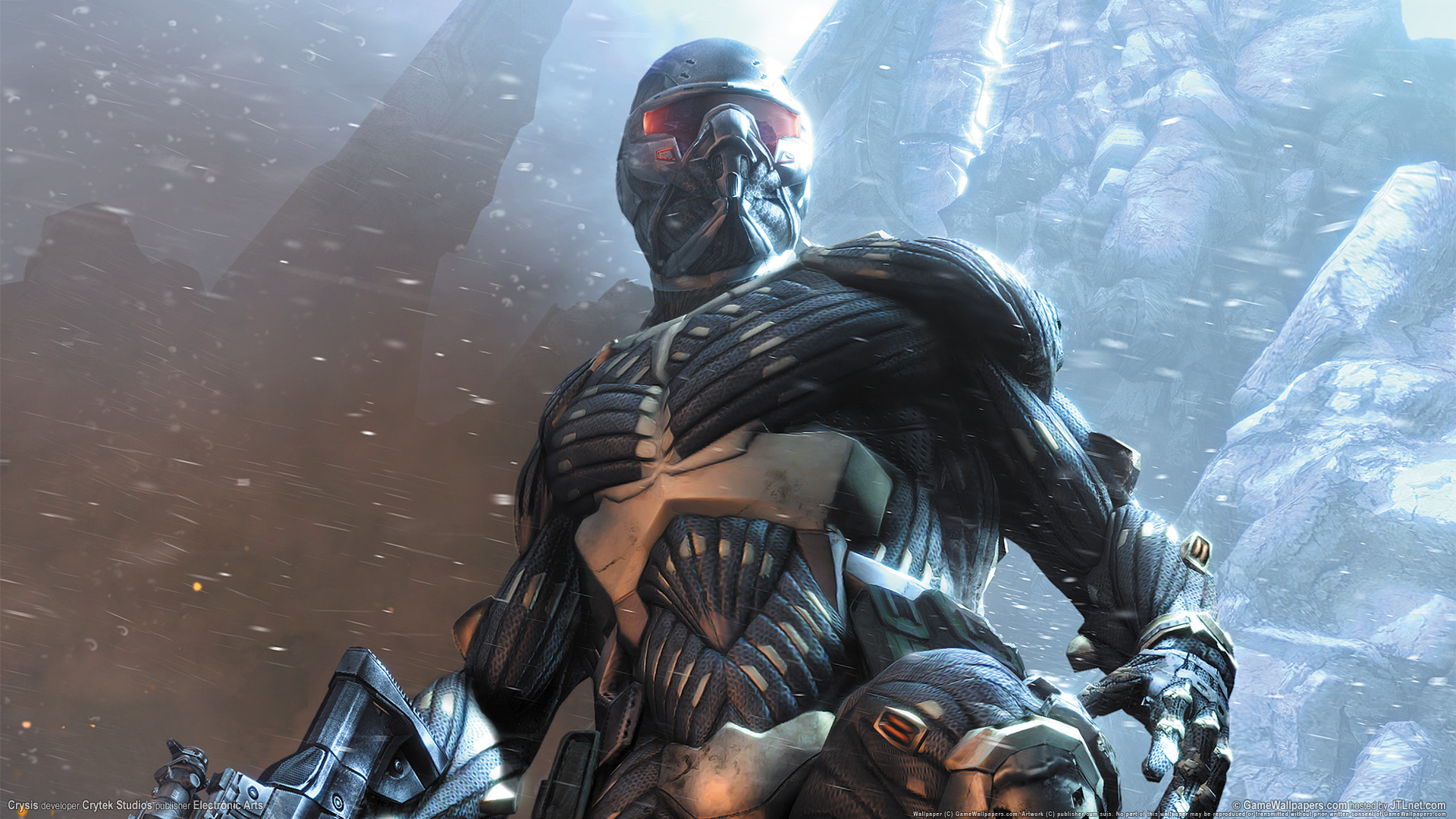 Crysis Wallpaper 1920×1080 Free