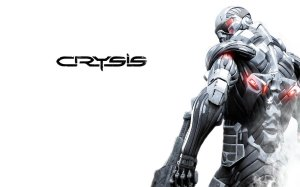 Crysis Wallpaper Design 3D