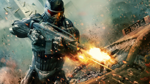 Crysis Wallpaper Desktop