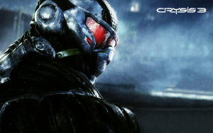 Crysis Wallpaper Playstation