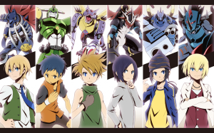 Digimon Cartoon Japan Wallpaper