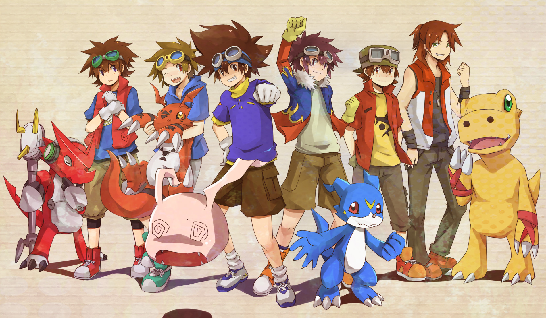 Digimon Wallpaper High Resolution 9351 Wallpaper WallDiskPaper