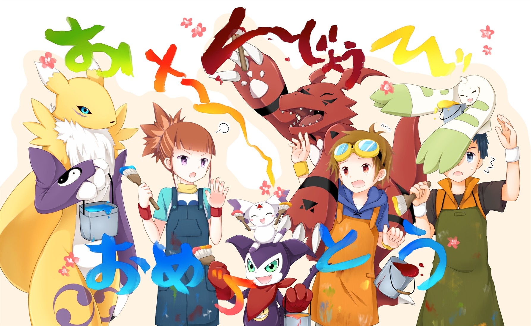 Digimon Wallpaper Image