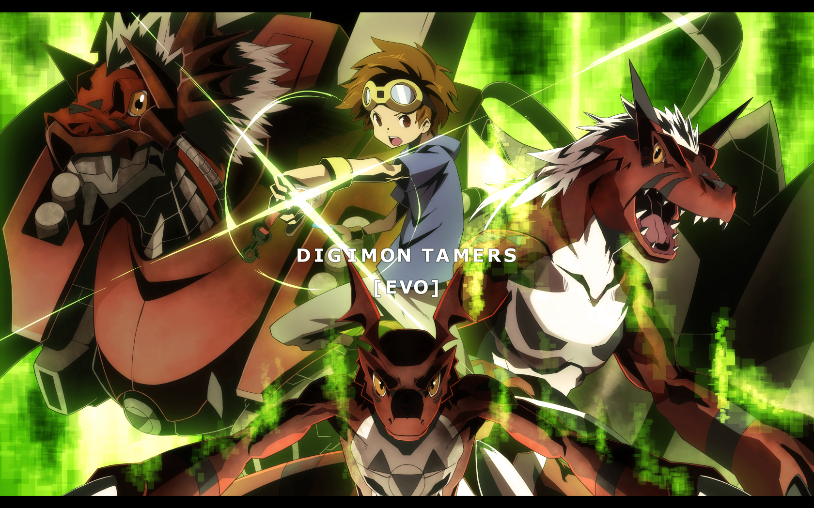 Digimon Wallpaper PC Computer HD