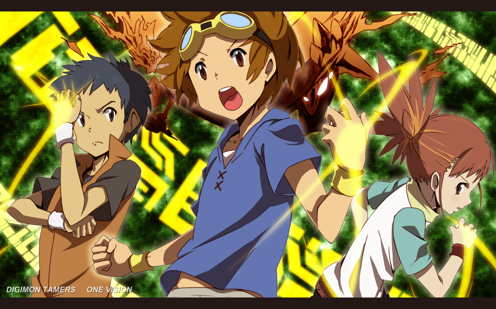 Digimon Wallpaper Widescreen