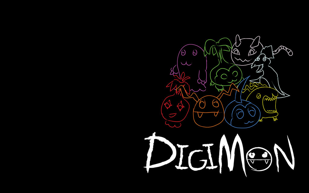 Digimon Wallpaper Windows HD