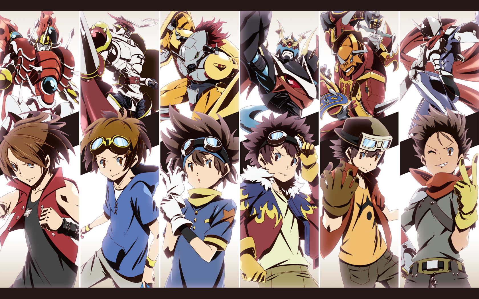 Digimon Wallpapers HD Desktop