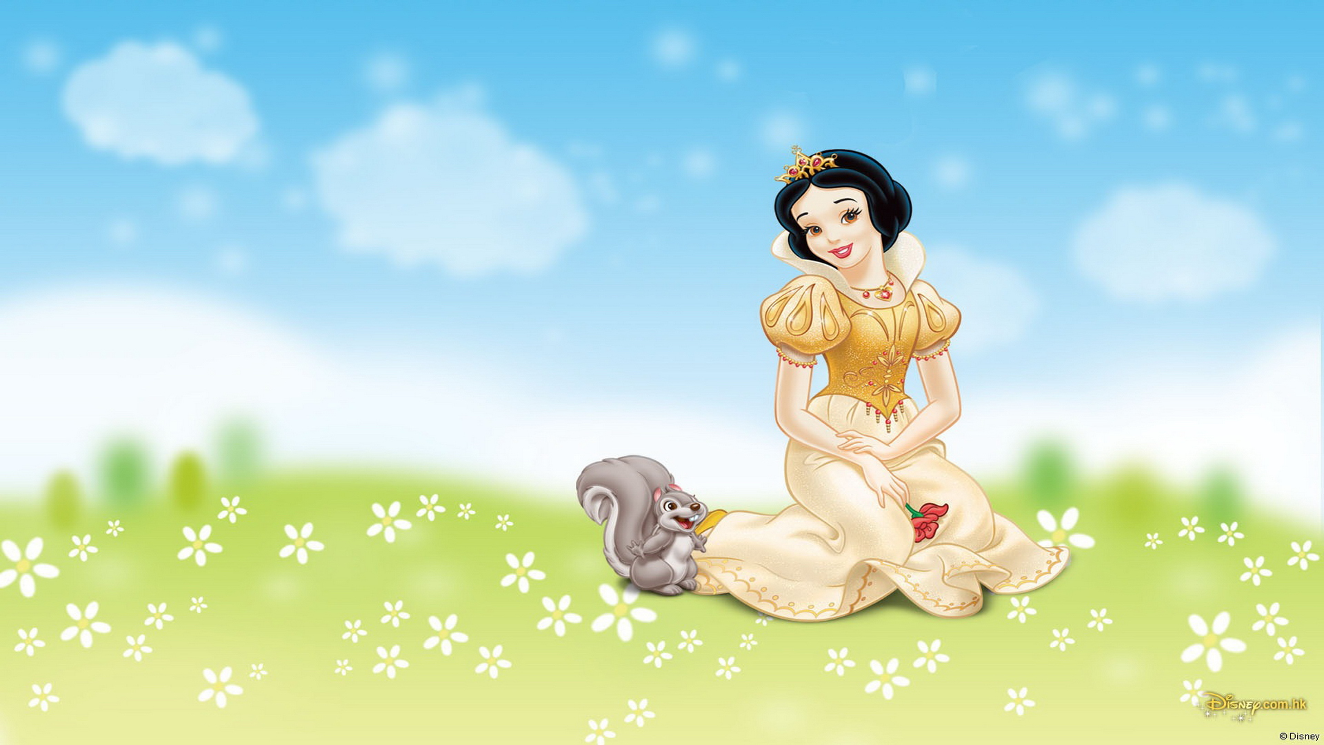 Disney Princess Wallpaper High Res