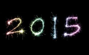 Even Celebration New Year 2015 Wallpaper