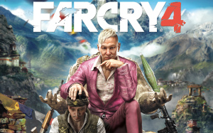 Far Cry 4 Games Wallpaper PC