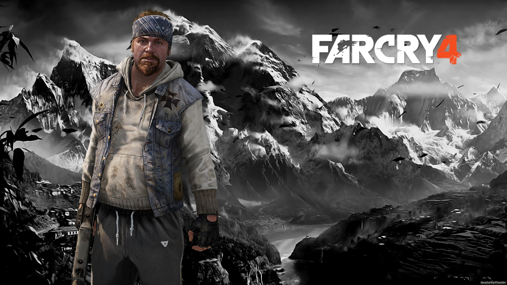 Far Cry 4 Wallpaper Free Downloads