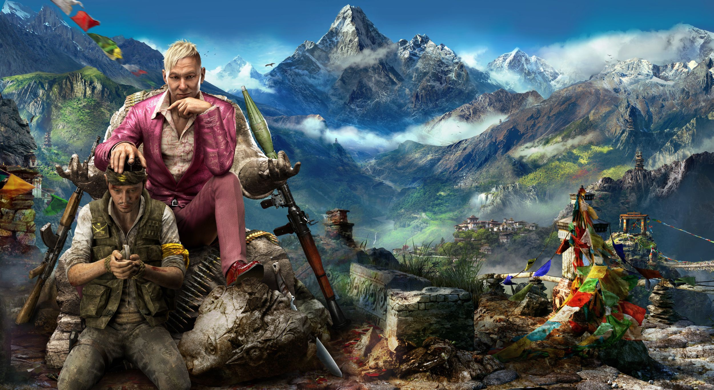Far Cry 4 Wallpaper High Res