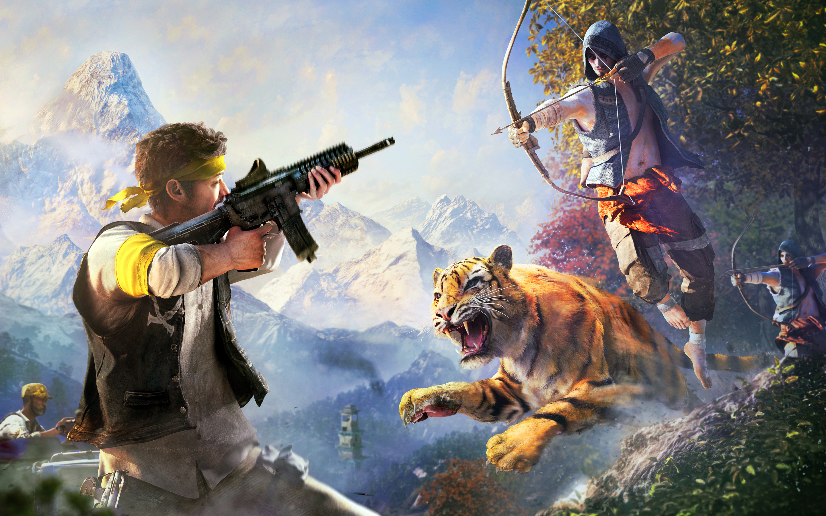 Far Cry 4 Wallpaper Image Pics