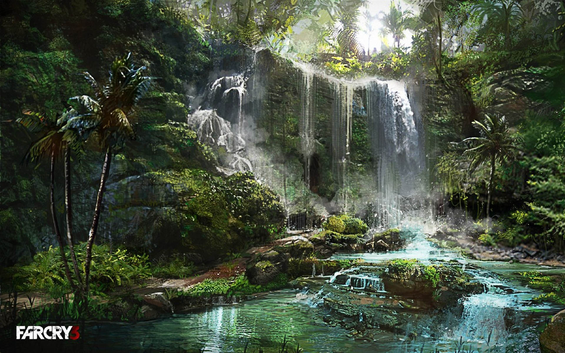 Far Cry Games 1920X1200 Wallpaper